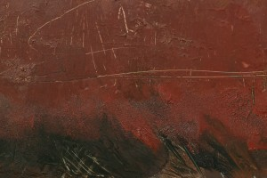 West Series - The Bog (detail)